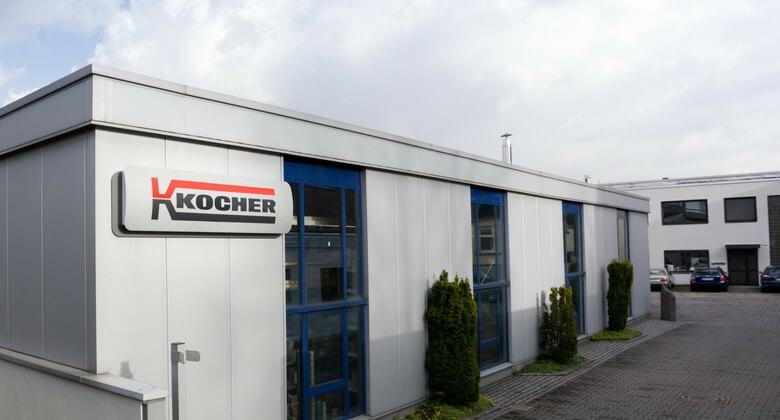 Anfahrt zu Kocher Elektrotechnik in Dortmund