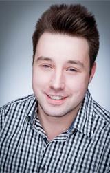 Tobias Pospiech ist der Ansprechpartner für Inhalte in der Ausbildung.