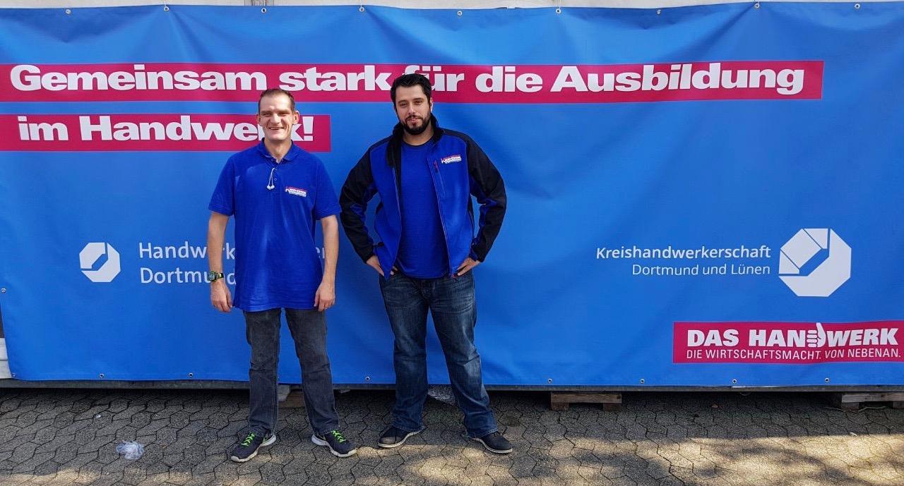 Praktische Tätigkeit DASA Jugendkongress mit Kocher Elektrotechnik Dortmund