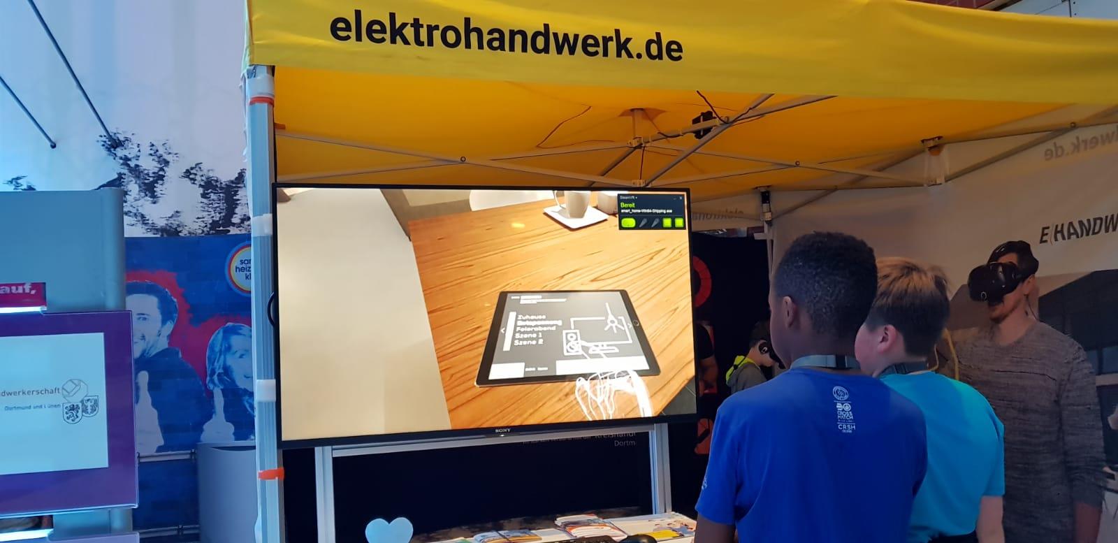 DASA Jugendkongress Kocher Elektrotechnik Dortmund