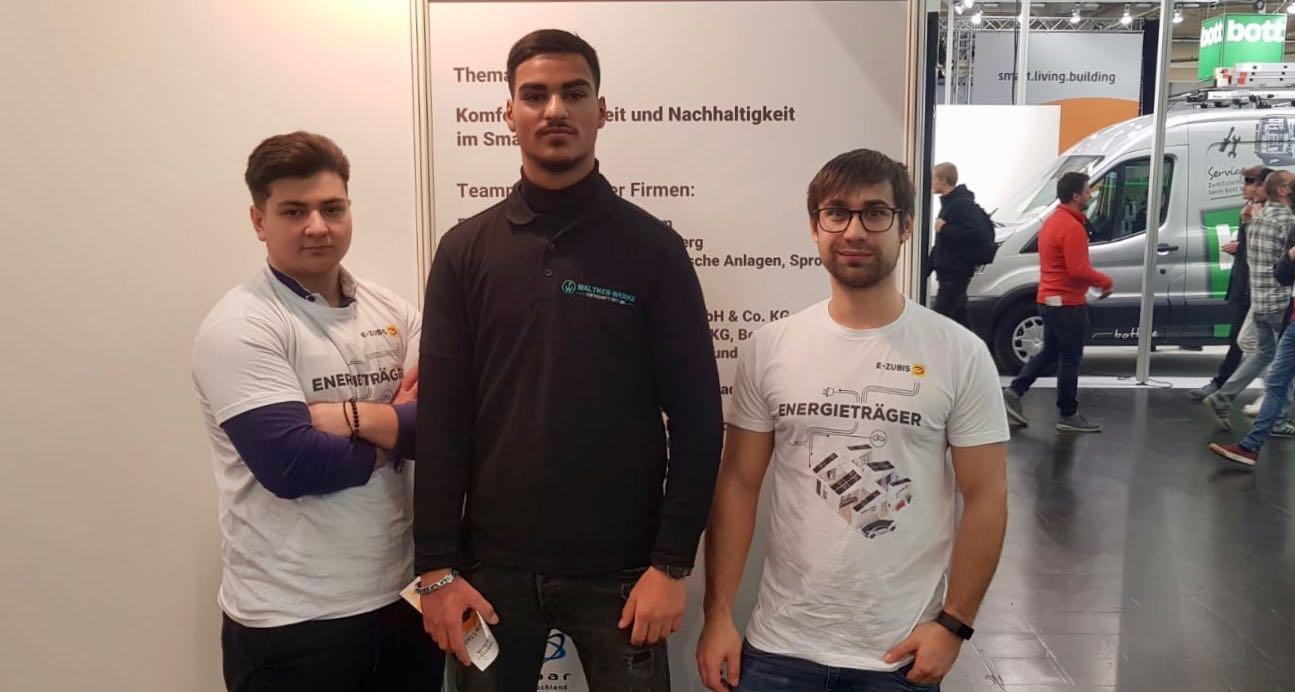 Ausbildung Kocher Elektrotechnik Dortmund 2019