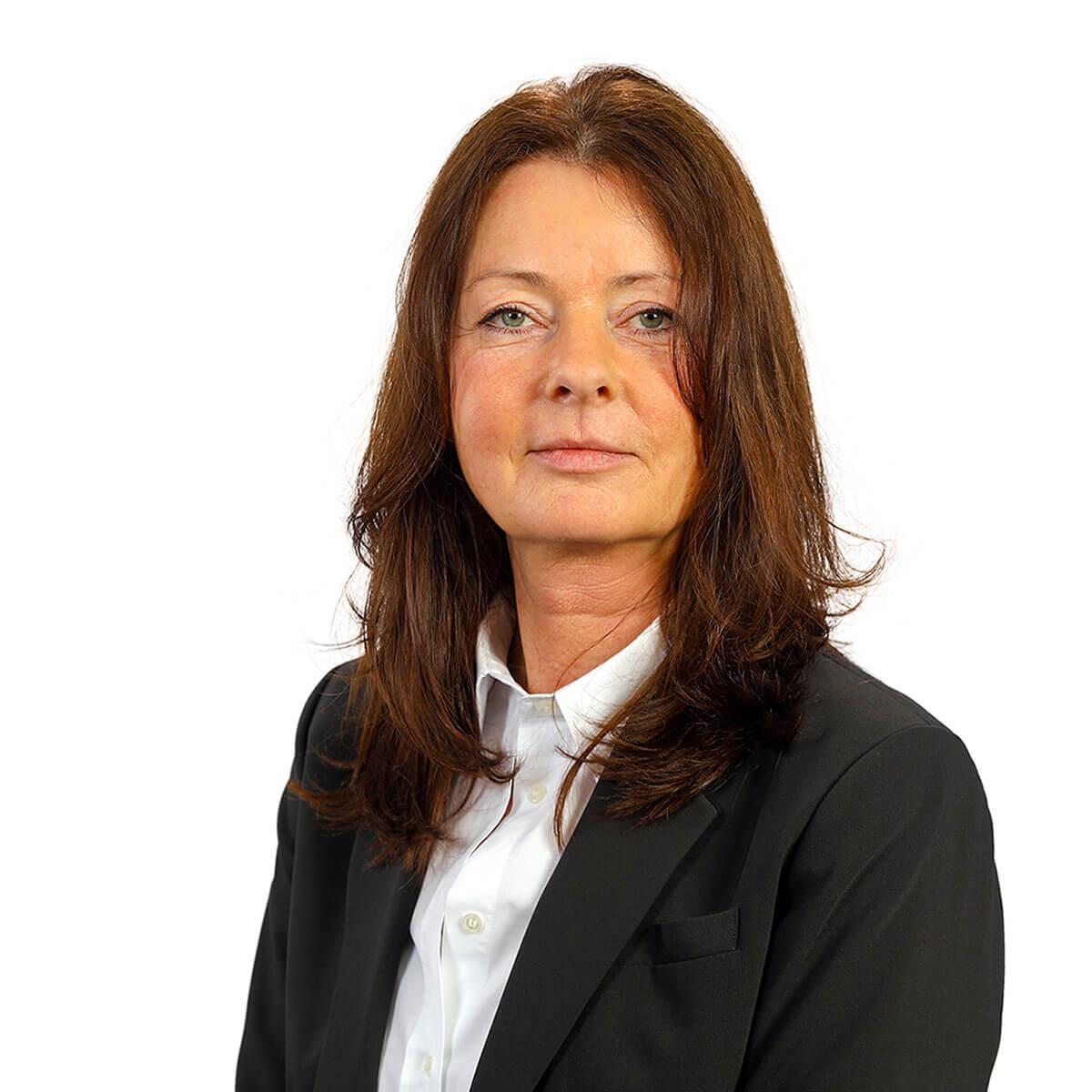 Kerstin Kathe Sekretärin bei der Kocher GmbH