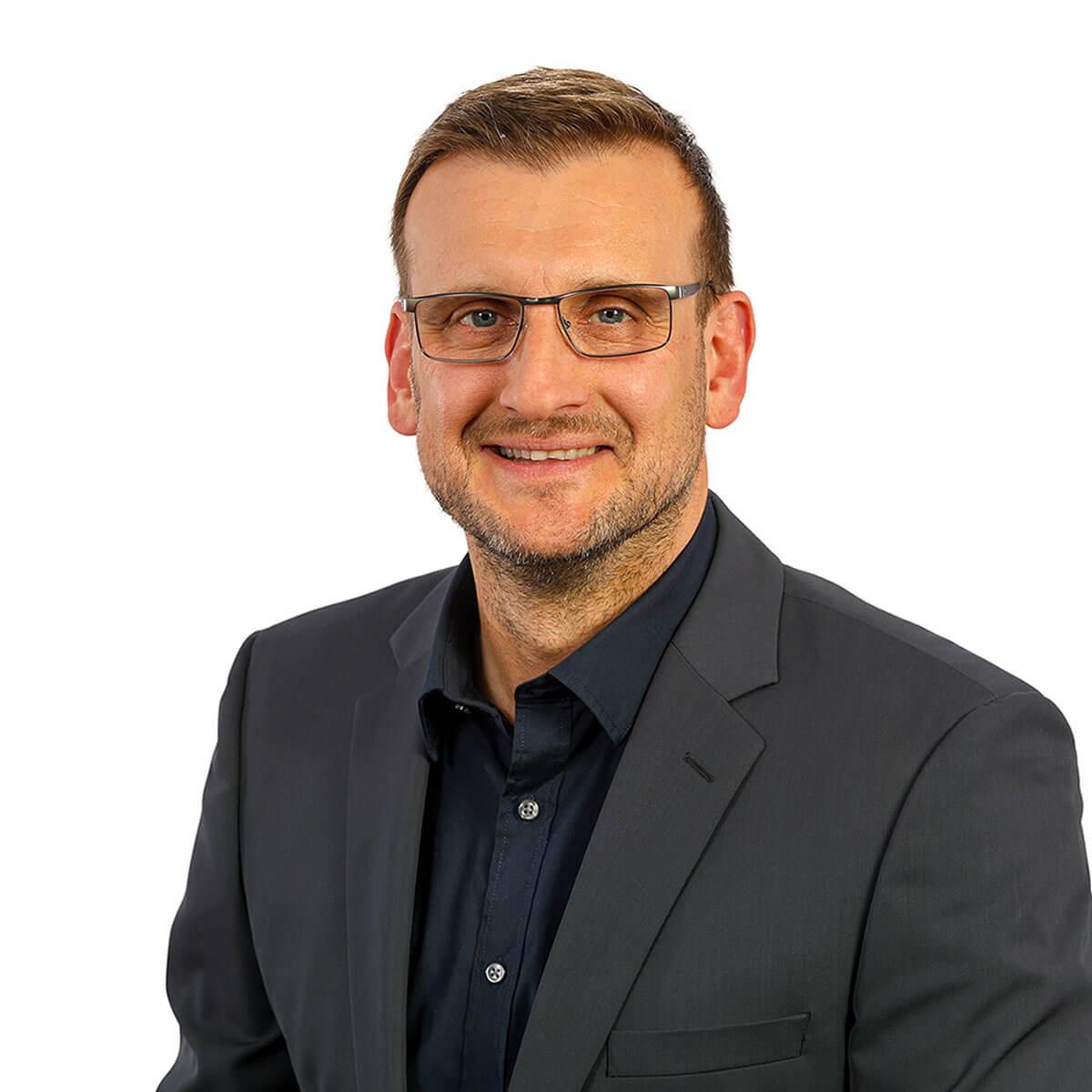 Sascha Schucht Projektleiter bei Kocher Elektrotechnik Dortmund.