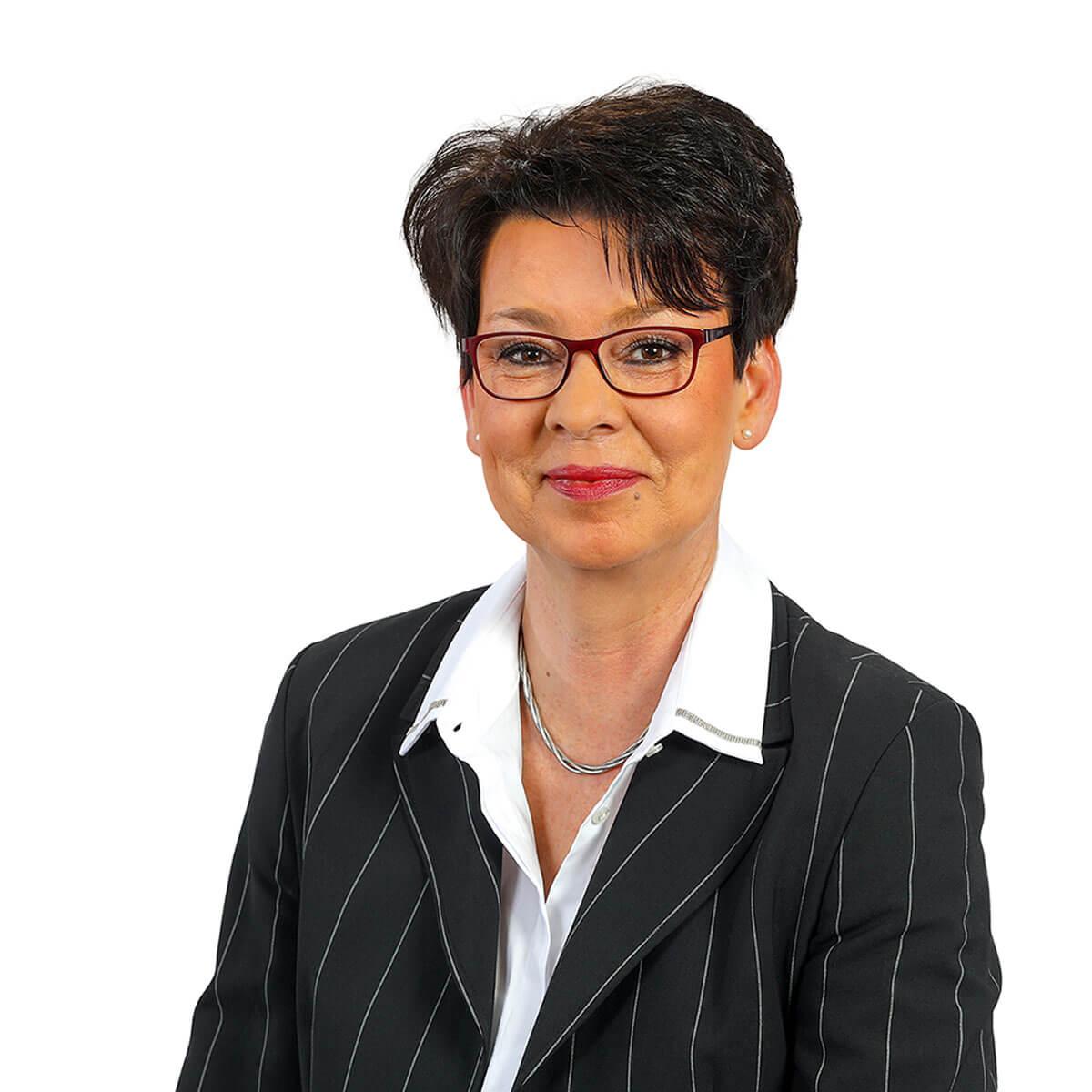 Susanna Herbold ist in der Zentrale der Kocher GmbH Dortmund.
