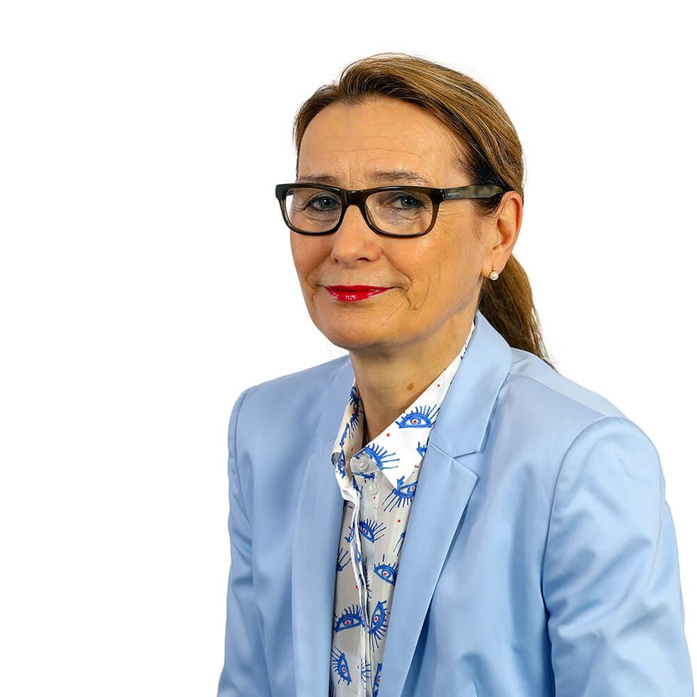Barbara Wollnik-Krawczyk ist Prokuristin der Kocher Elektrotechnik in Dortmund